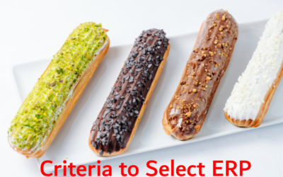 How to select an ERP?