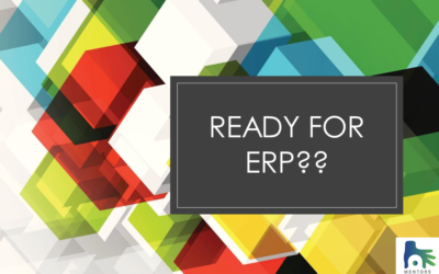 Is your company ready to implement an ERP?