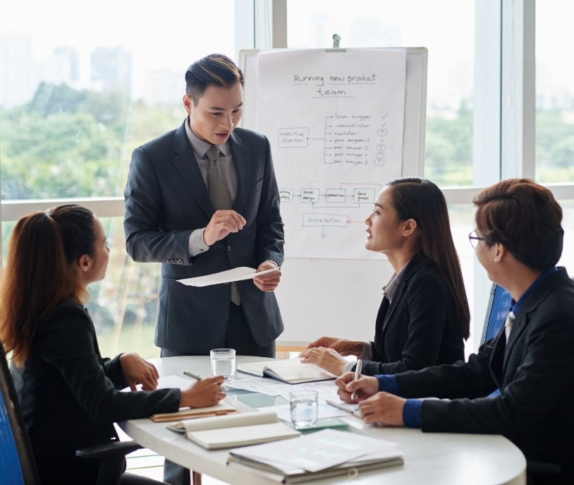 Mentors Unlocked Redesign Business Systems