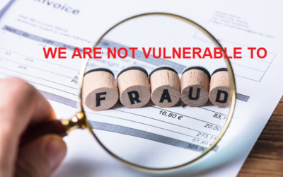 Fraud : Anecdotes or Systems weaknesses ?