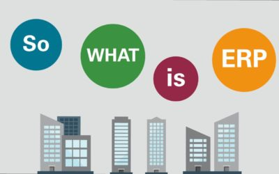 Enterprise Resource Planning – An Introduction.