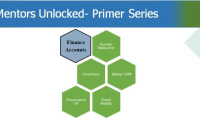 MU Primer Series 1 – Basics of Finance and Accounts module in ERP